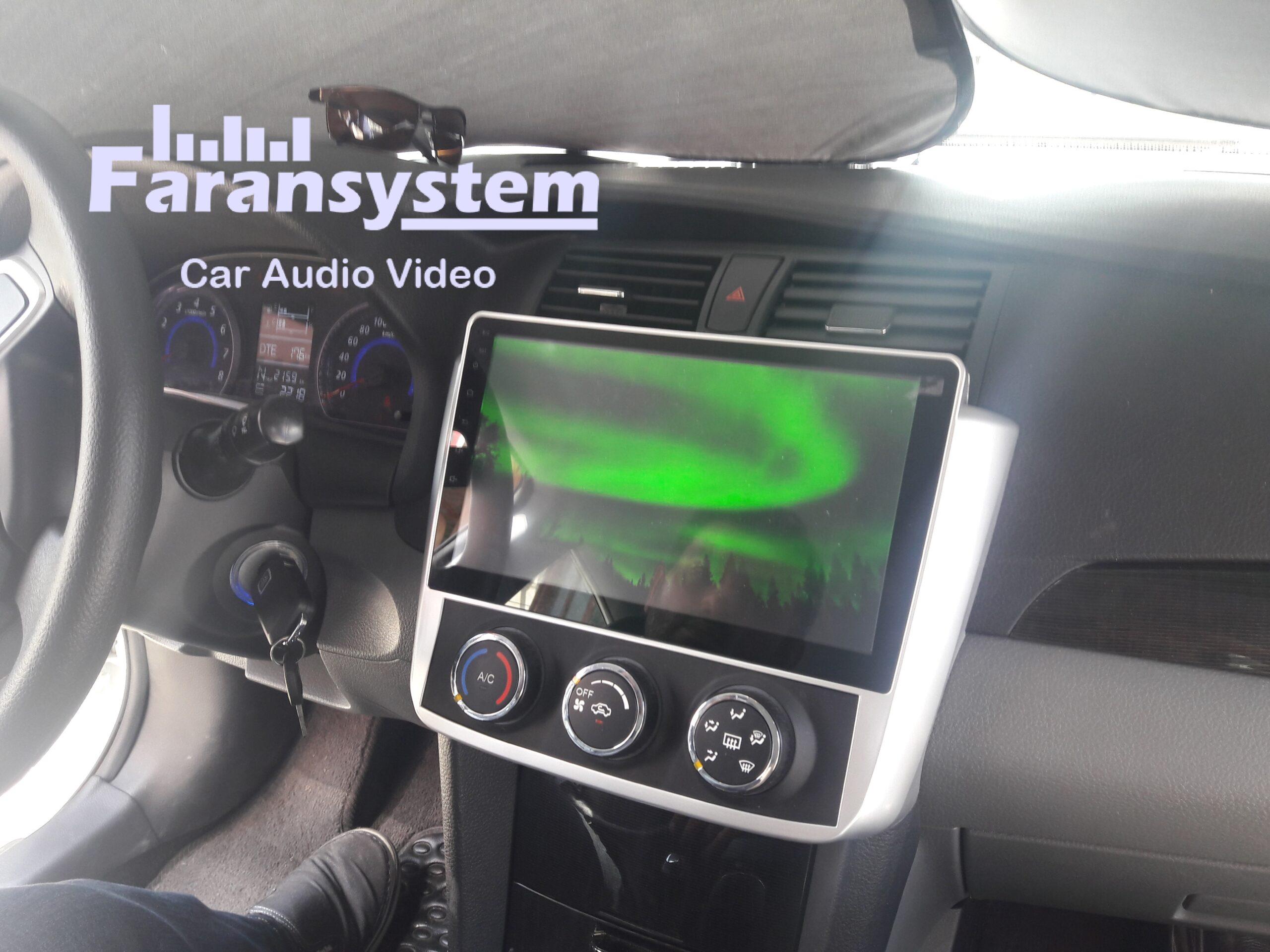 مانیتور اندروید آریو Z300 وینکا مدل L856-S170